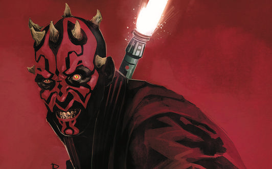 Darth Maul Getting His Own Star Wars Limited Comic