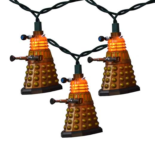 String Lights House Doctor : A Doctor Who Themed Christmas Tree? Allons-y! - Geek Girl Authority