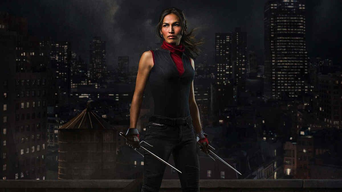 Elodie Yung Joins Cast of THE DEFENDERS as Elektra!