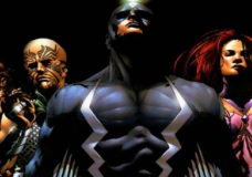 We Might Have the Full Line-Up for ABC/Marvel's INHUMANS!