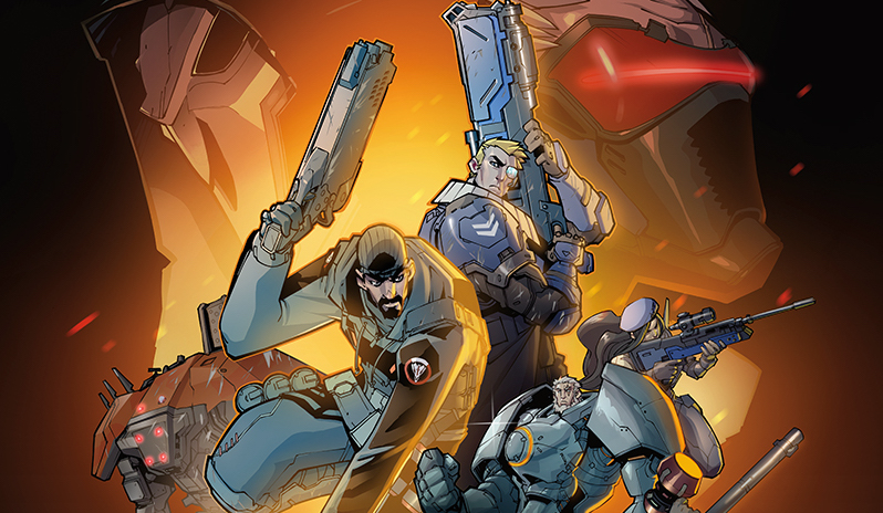 Kiss That Overwatch First Strike Graphic Novel Goodbye!
