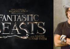 Johnny Depp Confirmed as Grindelwald for FANTASTIC BEASTS 2!