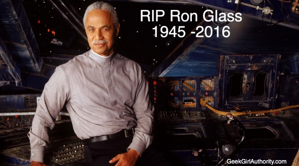 Firefly's Ron Glass Has Died at 71