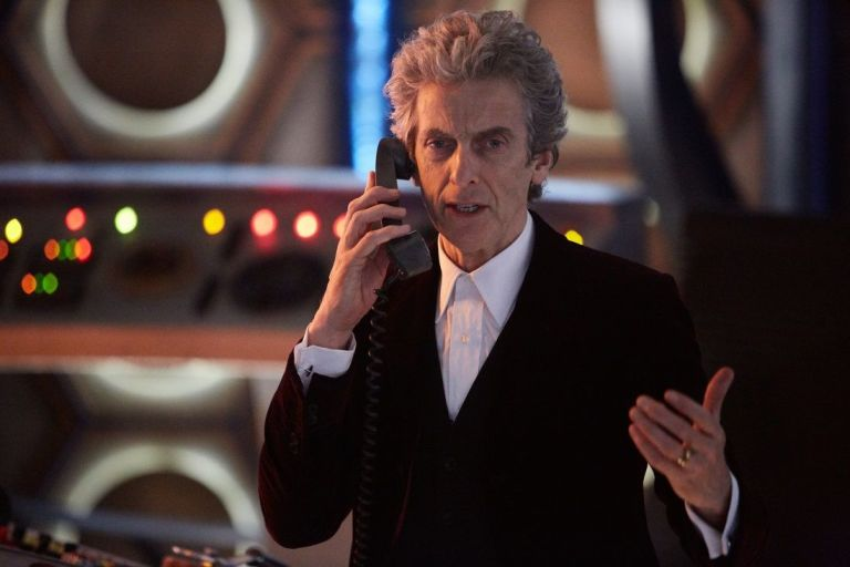 The Doctor Who Christmas Special Is Coming To Theaters