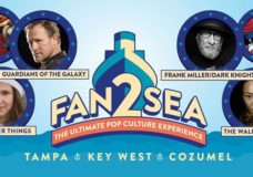 Geek Vacation Alert: Comic Con Cruise, Fan2Sea, Sets Sail for Four Days in January!