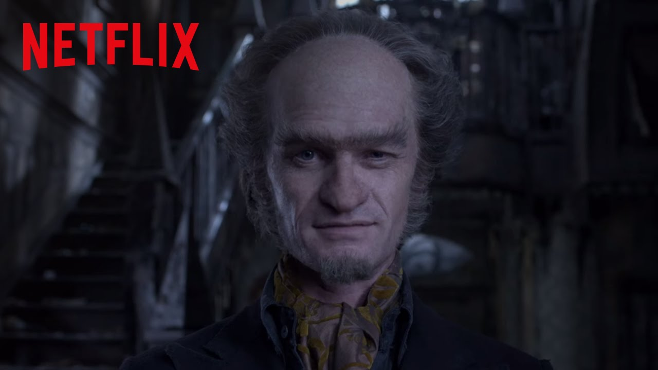 WATCH The Official Trailer for 'Lemony Snicket's A Series Of Unfortunate Events'