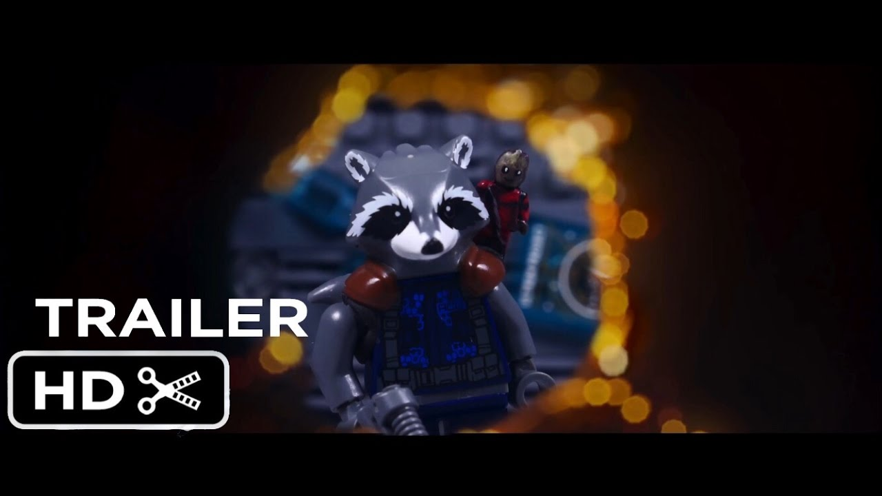 Watch a Shot-for-Shot Lego Version of the GUARDIANS OF THE GALAXY Vol. 2 Trailer
