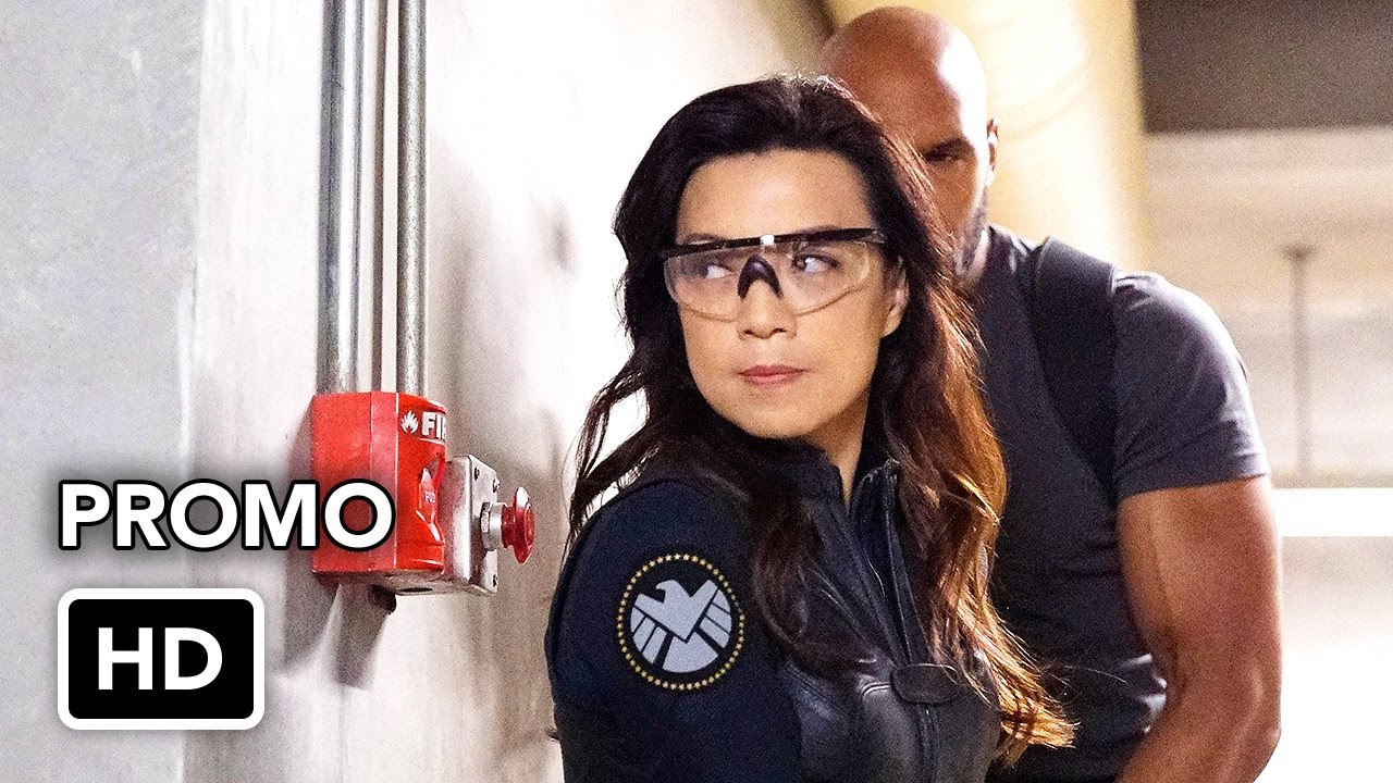 AGENTS OF SHIELD 'Deals With Our Devils' Promo Sees a New Inhuman Born