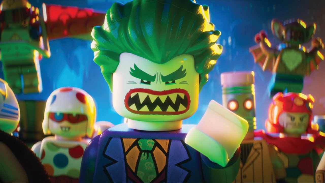 Holy Belly Laughs, Batman! This New LEGO BATMAN MOVIE Trailer Is Hilarious!