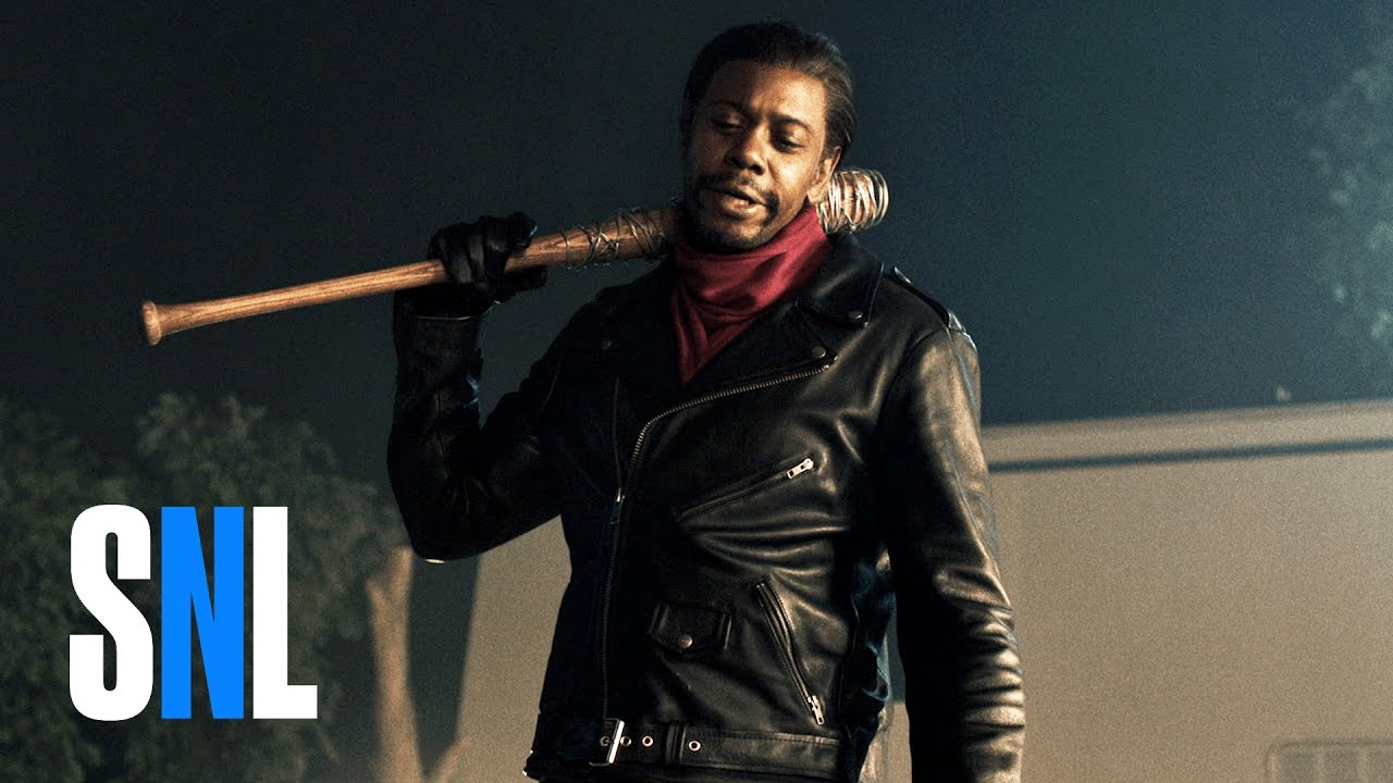 SNL Gives Us A Perfect Chappelle Show/Walking Dead Mash Up!
