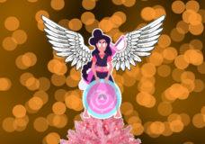 A Steven Universe – Themed Christmas Tree? Whaaaaaaaat???