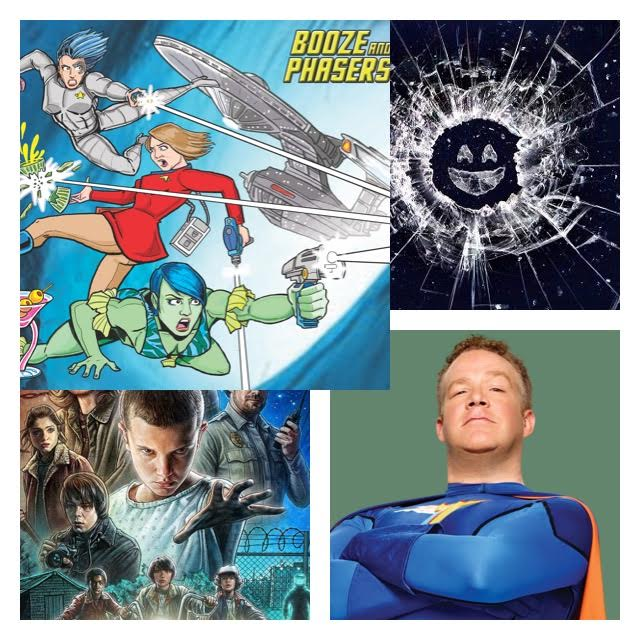 Ep 20 – Best Of 2016 with Chris Tallman and Brian Bradley on Booze and Phasers