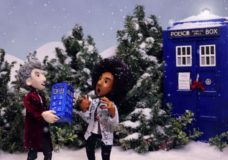 Get Ready for the DOCTOR WHO Christmas Special with THE 12 DOCTORS OF CHRISTMAS