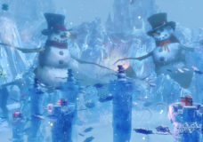 Wintersday Brings Snow and Festivities to GUILD WARS 2