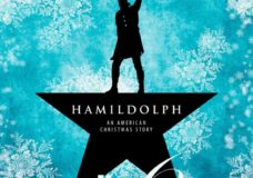 HAMILTON Meet RUDOLPH in this Holiday Mash Up, HAMILDOLPH