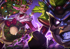It's Winter Veil in HEROES OF THE STORM with Festive Skins, Mounts, Portrait, and Bonus XP