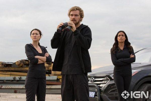 Four New Pictures From the Upcoming Netflix Series — IRON FIST!