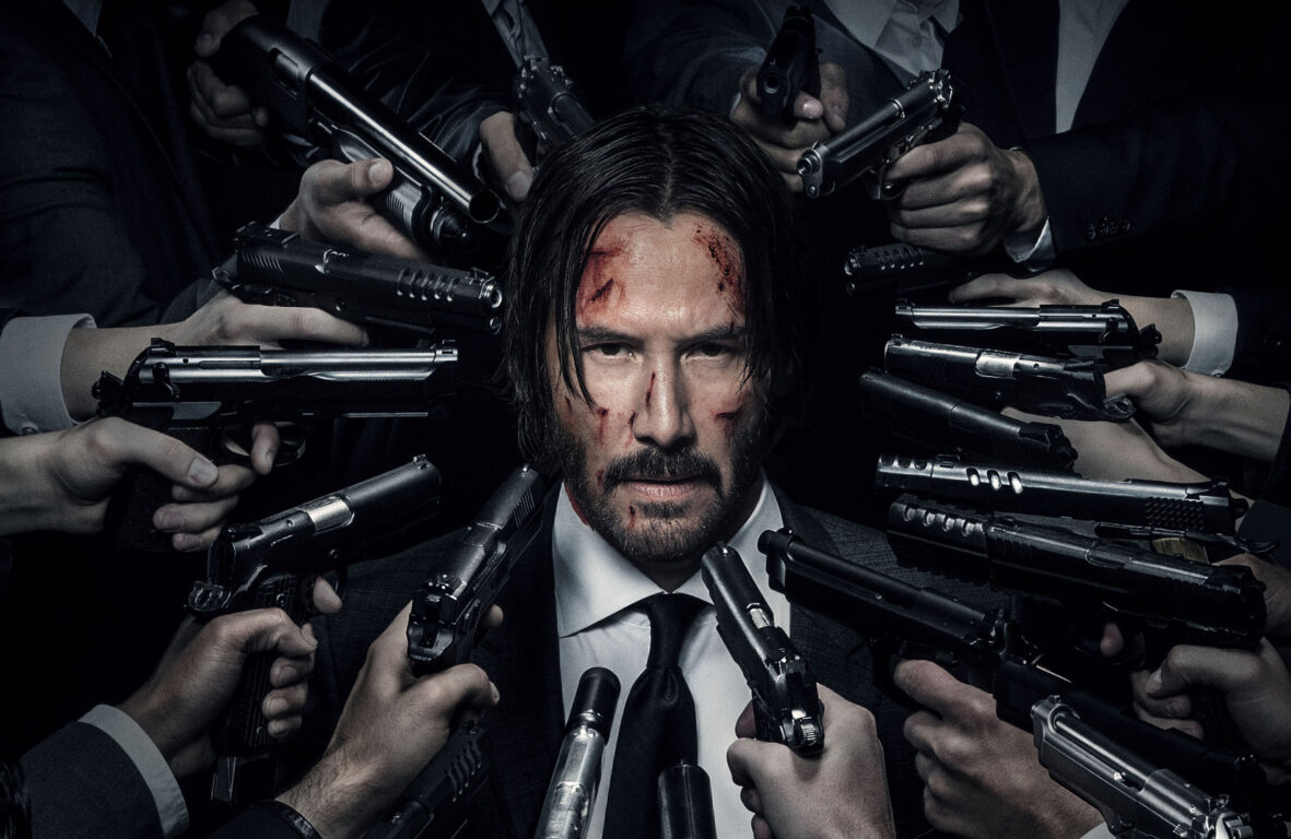 Wick Goes Off in New JOHN WICK: CHAPTER 2 Trailer