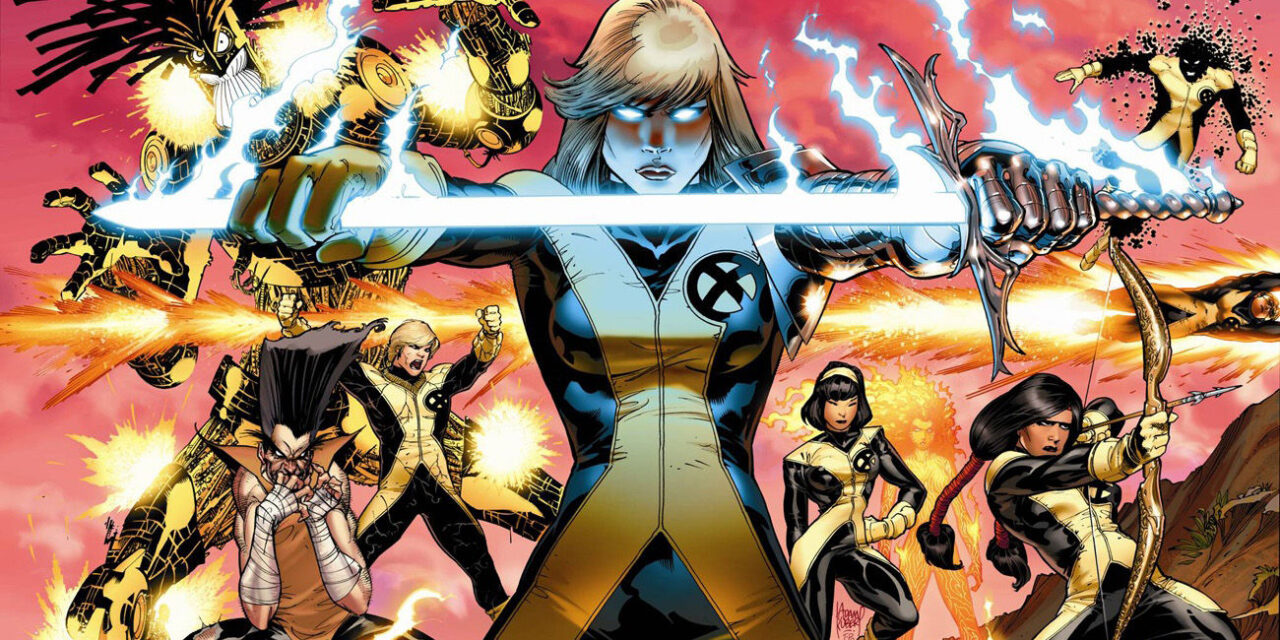 Possible Title for the NEW MUTANTS Film Released