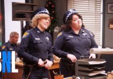 Funny Feminism Lives on SNL With 'Dyke and Fats'