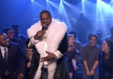 The Roots And Busta Perform 'My Shot' On The Tonight Show With Jimmy Fallon!