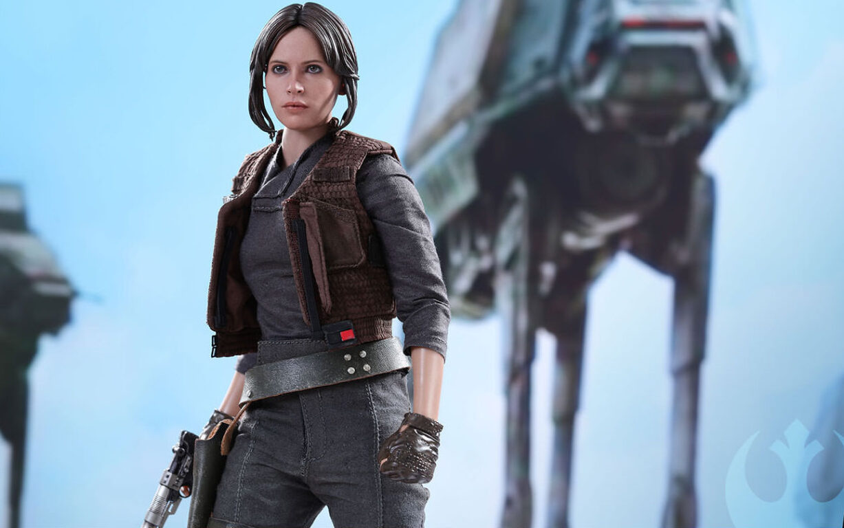 This is a Rebellion, Jyn Erso Hot Toys Revealed