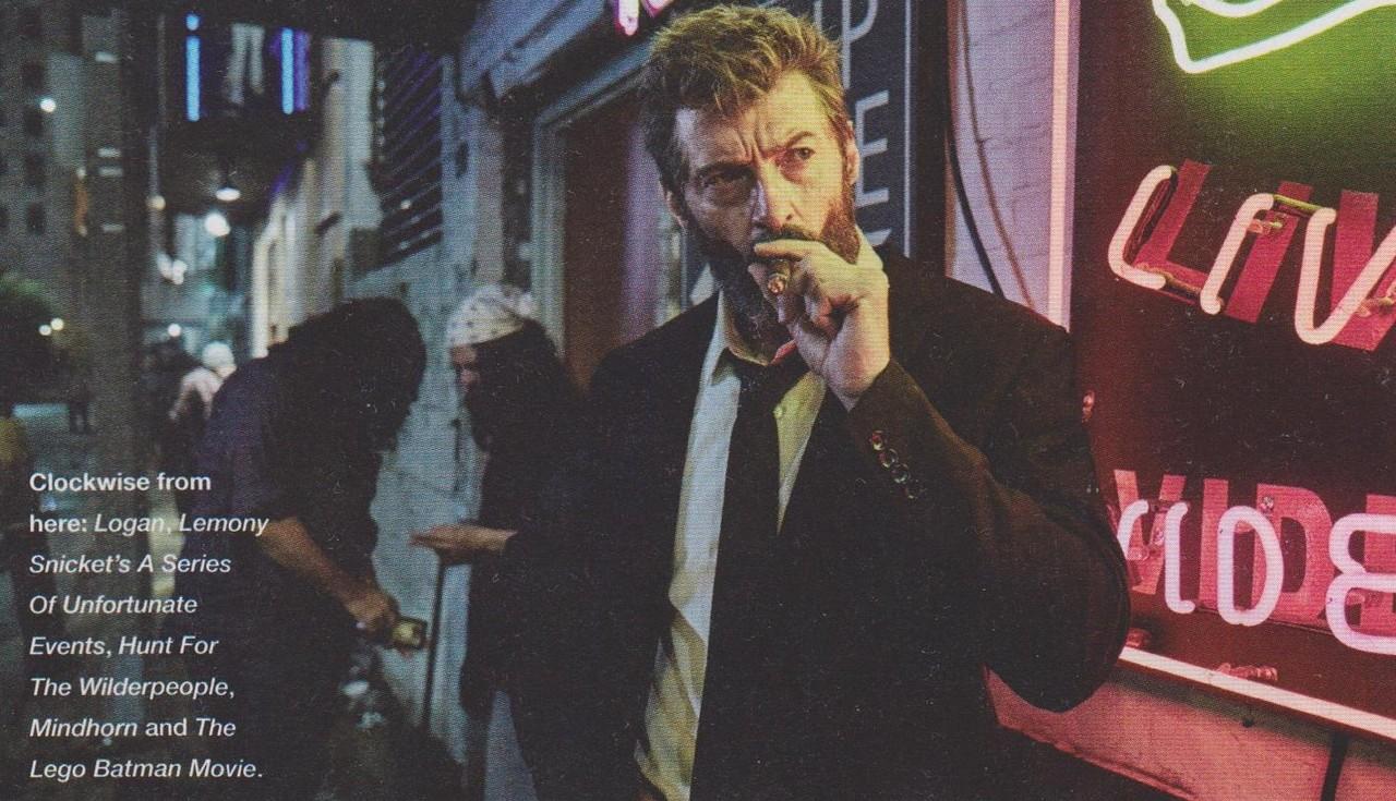 New LOGAN Photos Show Us More Wolverine, Zander Rice, Caliban and Donald Pierce!