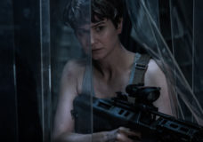DF-14740 - Katherine Waterston as Daniels in ALIEN: COVENANT. Photo Credit: Mark Rogers.