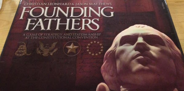 FOUNDING FATHERS: Make America Fun Again (Please)