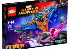 LEGO Sets for GUARDIANS OF THE GALAXY VOL.2 are Here
