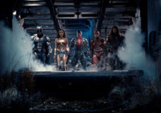New JUSTICE LEAGUE Poster Shows Most Of Our Team
