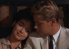 Suzanne Pleshette and Troy Donahue in Rome Adventure