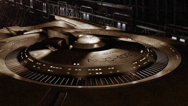 STAR TREK: DISCOVERY Will Begin Shooting at the End of the Month
