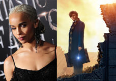Zoe Kravitz Teases Relationship With Newt In FANTASTIC BEASTS 2