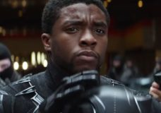BLACK PANTHER Footage Shows First Look at Car Chase