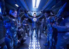 """THE EXPANSE -- """"Safe"""" Episode 201 -- Pictured:  (l-r) -- (Photo by: Rafy/Syfy)"""