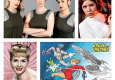 Ep 21 – BOOZE AND PHASERS Season 2 Premiere with Guest Jenny Flack