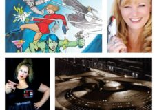 Ep 22 – BOOZE AND PHASERS with Guests Jenna Busch & Anastasia Washington
