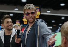 Liam McIntyre in Con Man: Courtesy of Comic Con HQ.