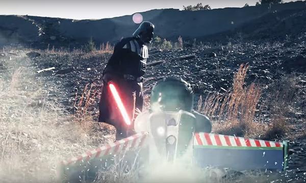 Darth Vader vs Buzz Lightyear: Who Will Win?
