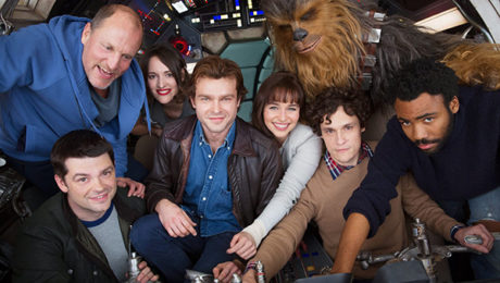 Bob Iger Talks Han Solo Details Plus Woody Harrelson's Character Name