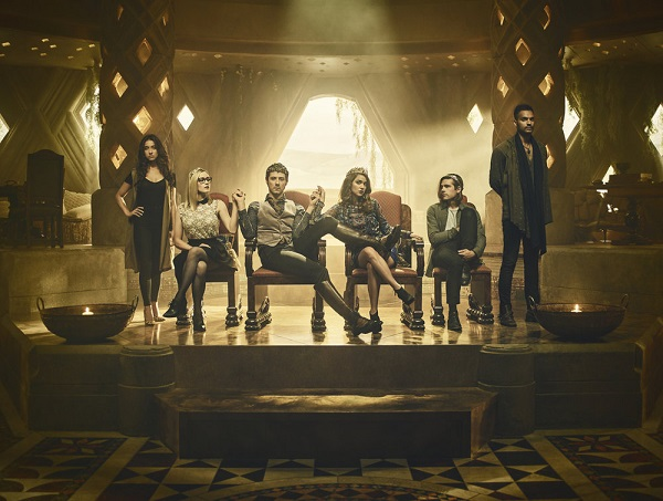 "Rulers Done Gonna Rumble in this Sneak Peek from Episode 9 of THE MAGICIANS ""Lesser Evils"""