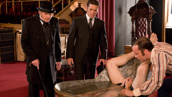 MURDOCH MYSTERIES Rewatch: (S02E04) Houdini Whodunit
