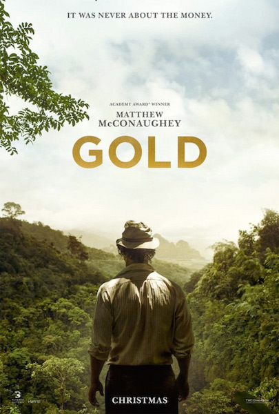 Movie Review – GOLD