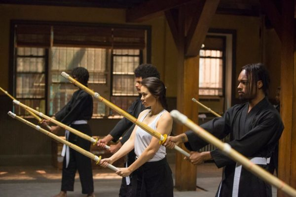 IRON FIST Stars Tease Possible DAUGHTERS OF THE DRAGON Spin-Off