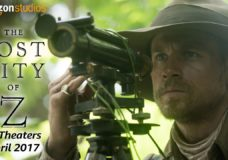 Watch Charlie Hunnam in The New Trailer for THE LOST CITY OF Z