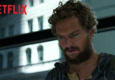 IRON FIST Gets New Trailer a Month Ahead of Release on Netflix