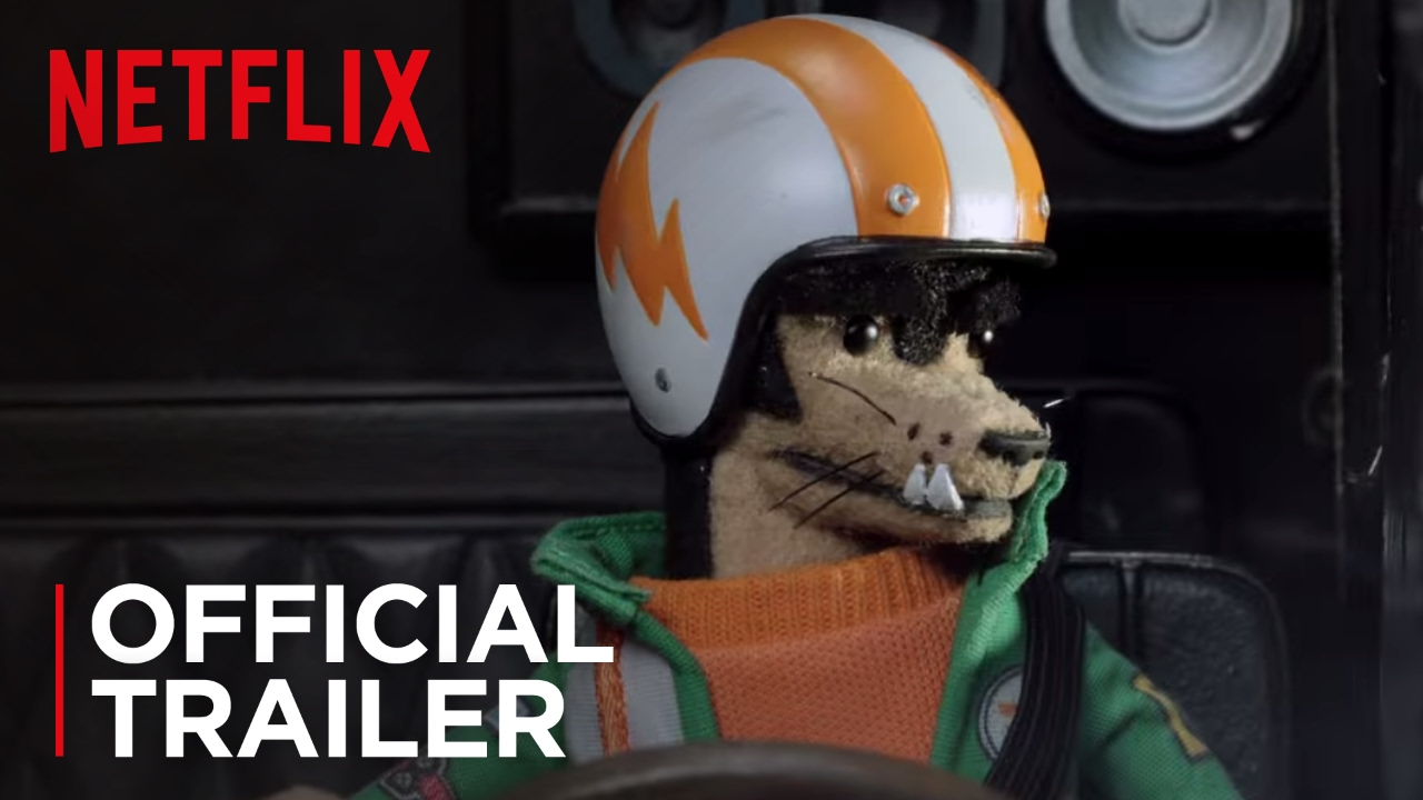 New Stop-Motion Animation Series BUDDY THUNDERSTRUCK is Coming to Netflix