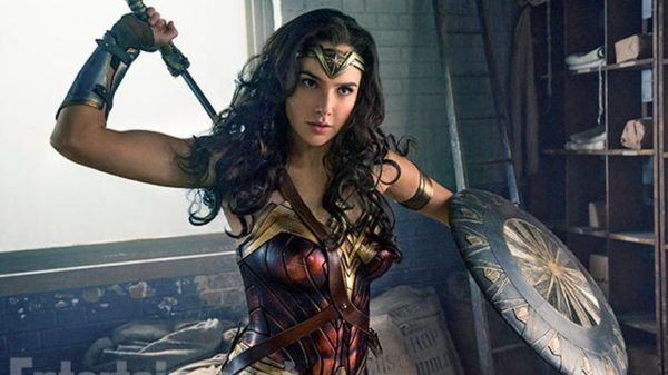 New WONDER WOMAN Images Give Us More Details