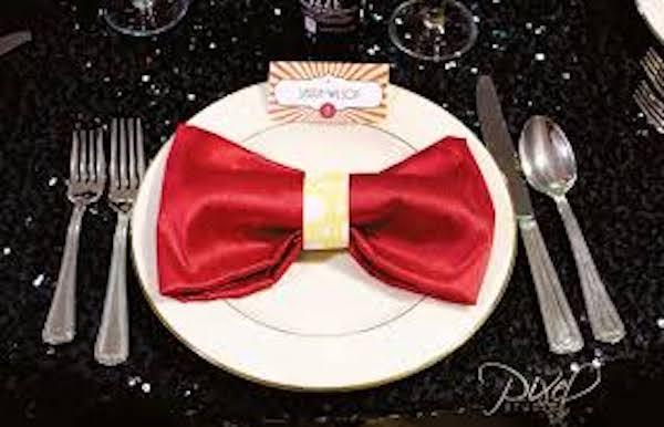Bow Tie Napkin